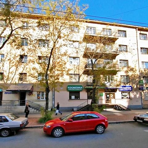 Трехкомнатная квартира 67 кв.м на улице Смолячкова напротив метро Выборгская