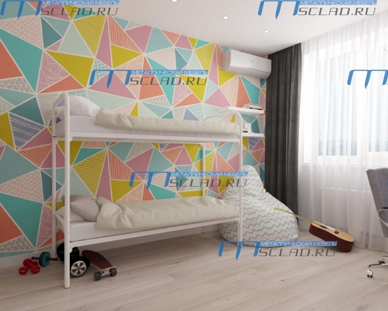 Производим и продаем металлические кровати оптом и в розницу по низким ценам